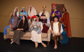 Early season's greetings from Surf City Theatre