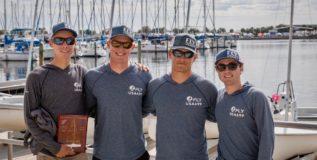 Beach sports – KHYC sailors win J/70