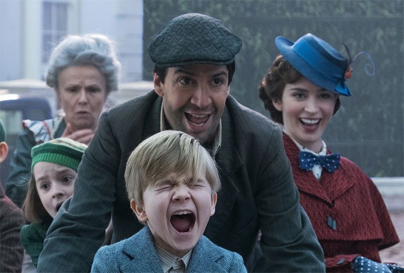 """Mary Poppins Returns"" – A Spoon full of sugar isn't going to help [MOVIE REVIEW]"