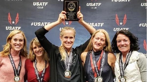 Redondo's Kirsten Leetch runs to USATF National Cross Country Championship