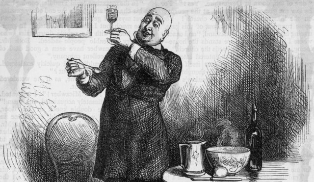 Mr. Micawber's Holiday Punch