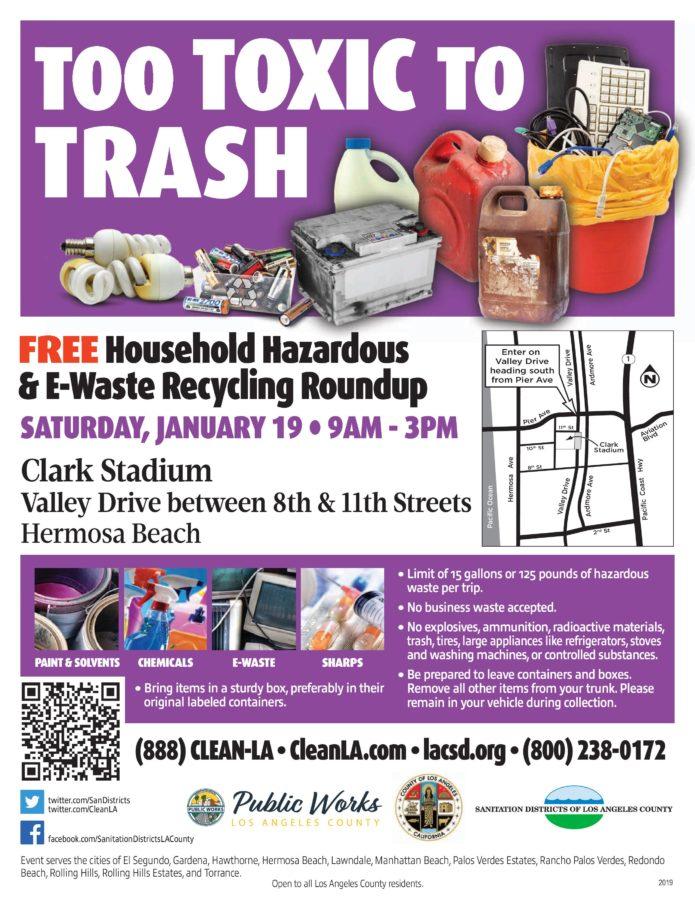 Too Toxic to Trash @ Clark Stadium   Hermosa Beach   California   United States