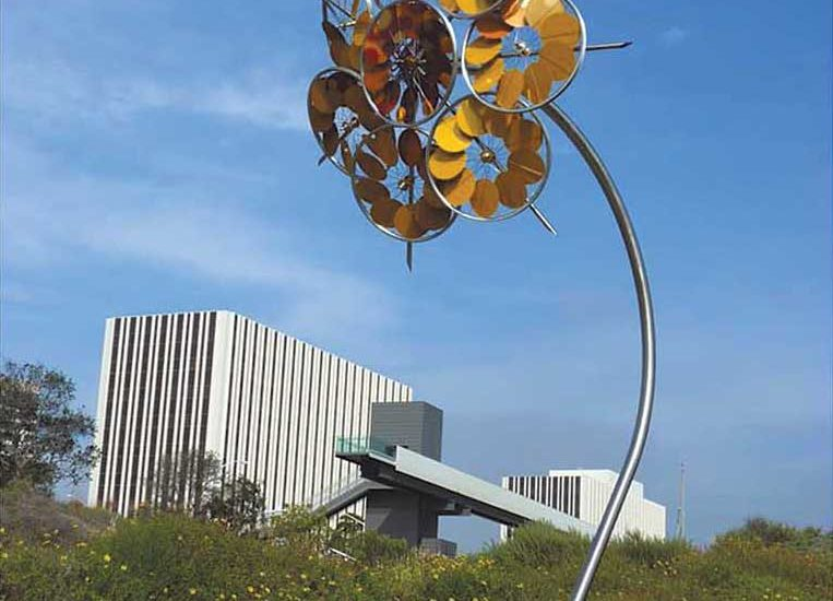 Sculptures, utility box artwork approved