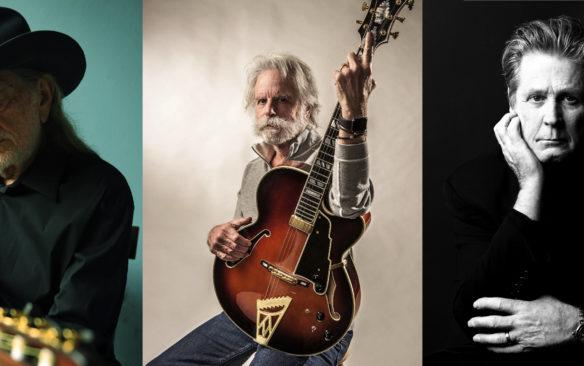 Brian Wilson, Bob Weir, Willie Nelson to headline Redondo's BeachLife Festival