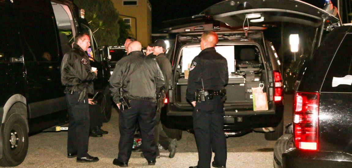 Car chase ends in crash, arrest