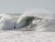 Another Big Surf Swell Hits The South Bay (video)