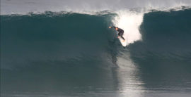 Swell Stories: A happy beginning of the New Year for South Bay Surfers (video)