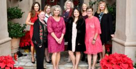 Spotlight on the hill – Holiday mother-daughter tea