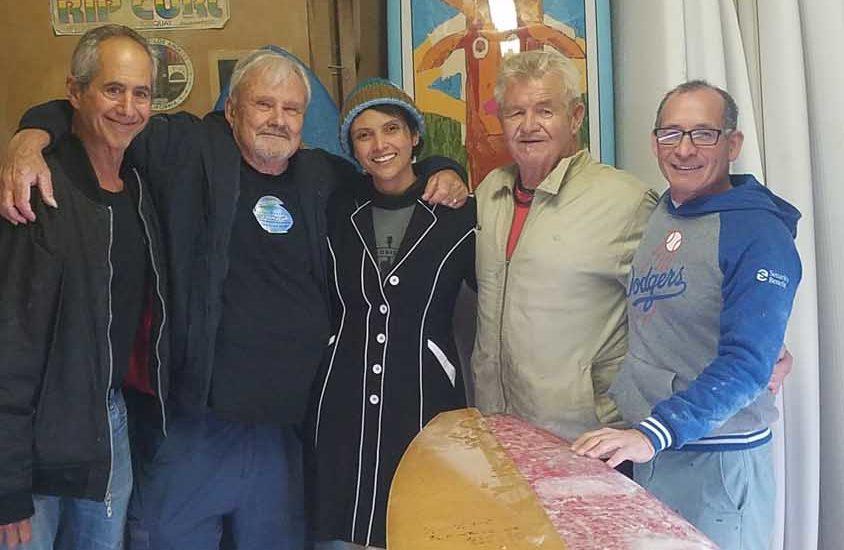 Carroll, Barahona, Saltzman in Blue Mango