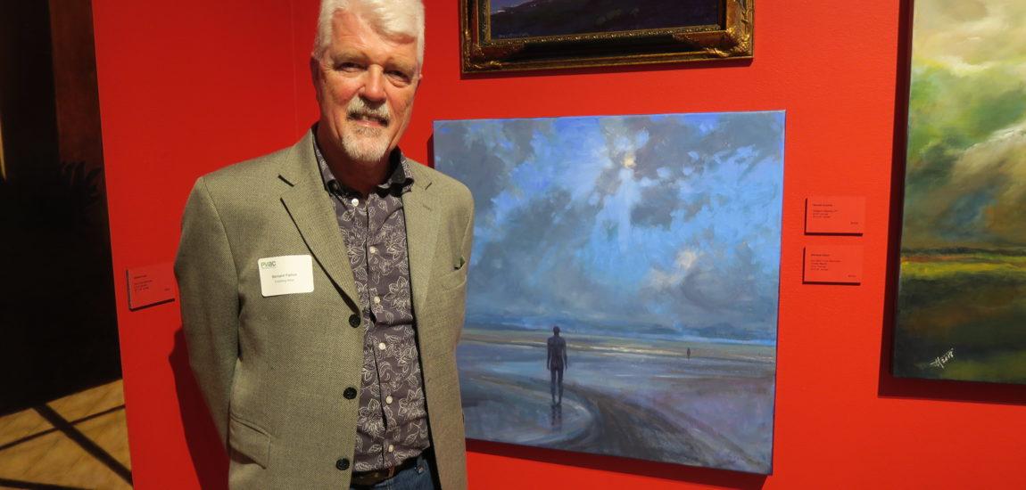 Spotlight on the hill – Winter Show at Palos Verdes Art Center