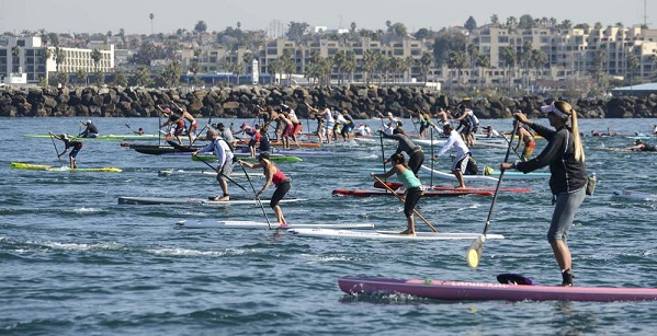 Beach Cities Sports: Paddleboarding, running, yoga and more