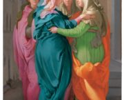"Pontormo's ""Visitation"" visits the Getty"
