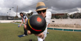 We kill the concept that Lawn Bowling is only for the old (Video)