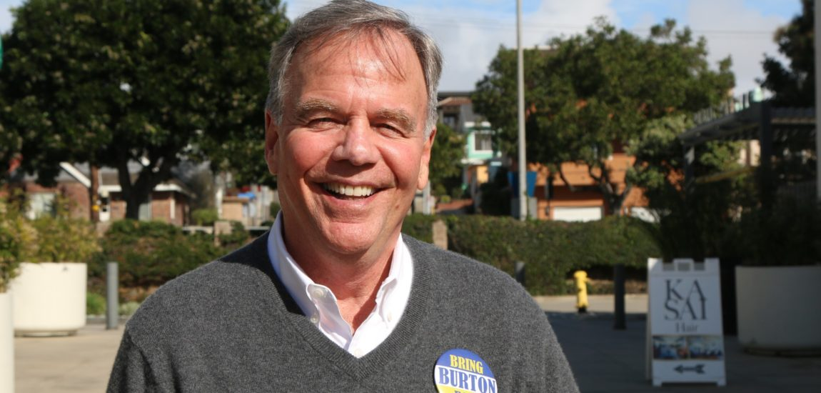 Burton seeks to reclaim Manhattan Beach City Council seat, cites readiness for job