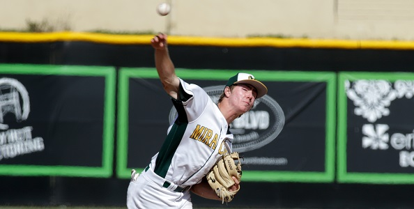Baseball teams play tough foes, prepare for tough league battle