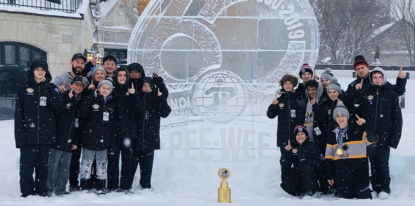 Local players help Jr. Kings win state Pee Wee AAA hockey title