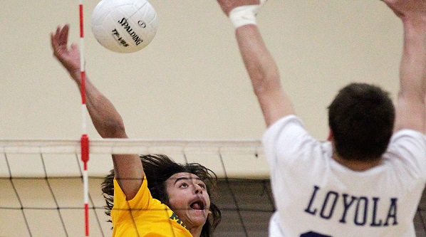 Bay League volleyball showdown on the court set for tonight
