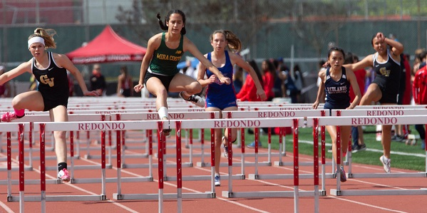 Costa, Redondo track teams making runs for Bay League titles