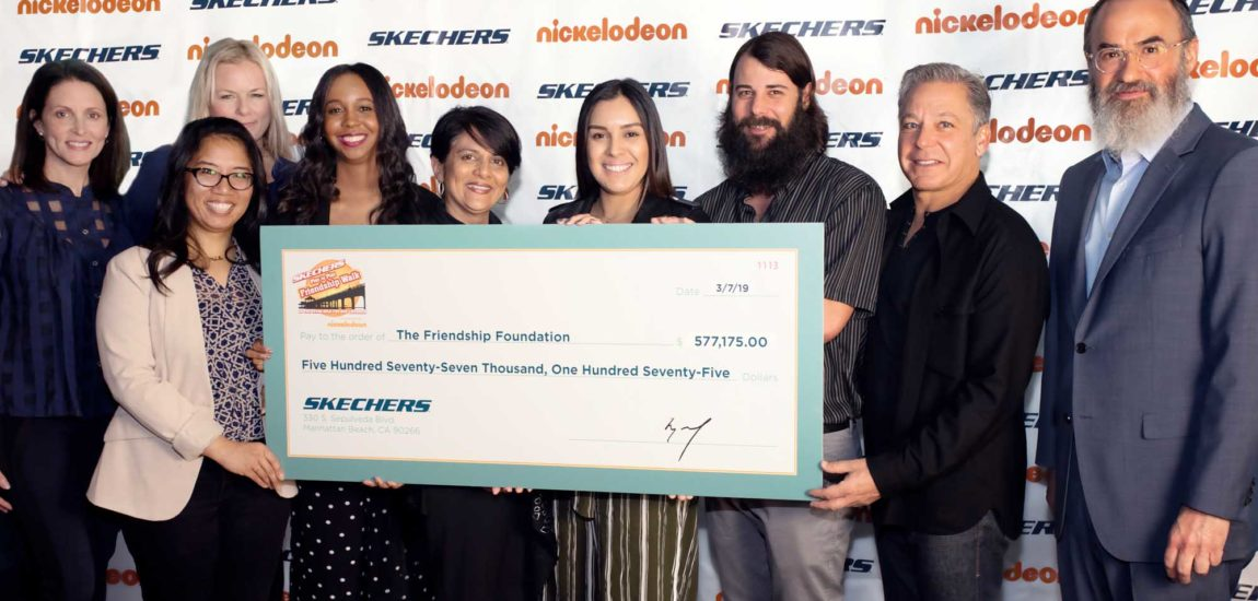Skechers Walk tops $2 millionfor special ed kids and schools