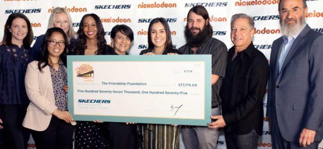 Skechers Walk tops $2 millionfor special ed kids and schools