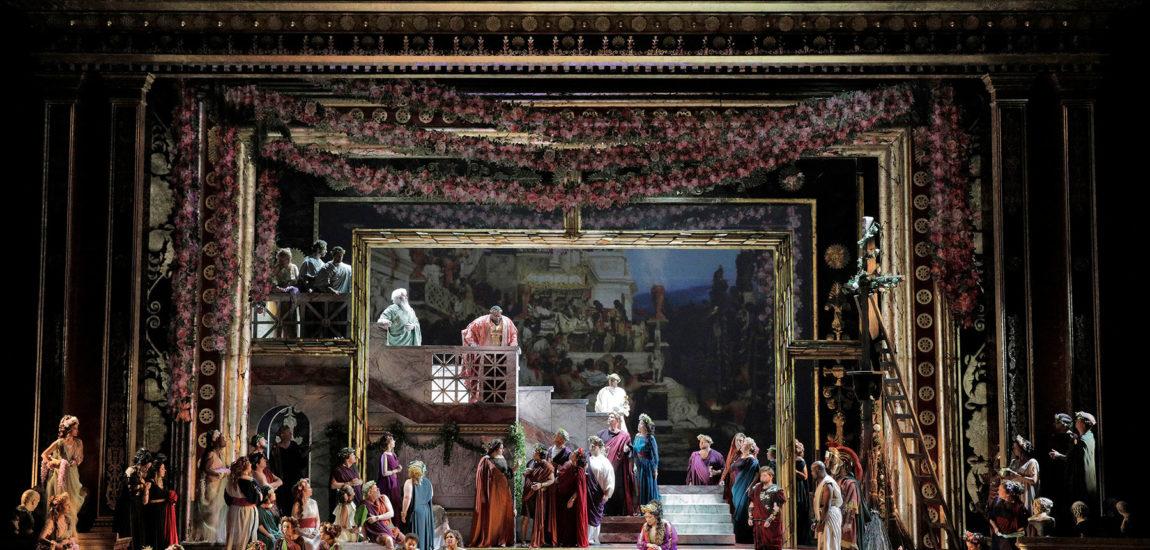 "Mozart's ""Clemency of Titus"" at LA Opera"