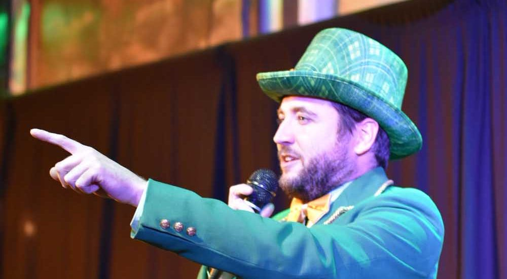 Comedy Night at Pancho's: Six years of jokes told beneath a dead shark