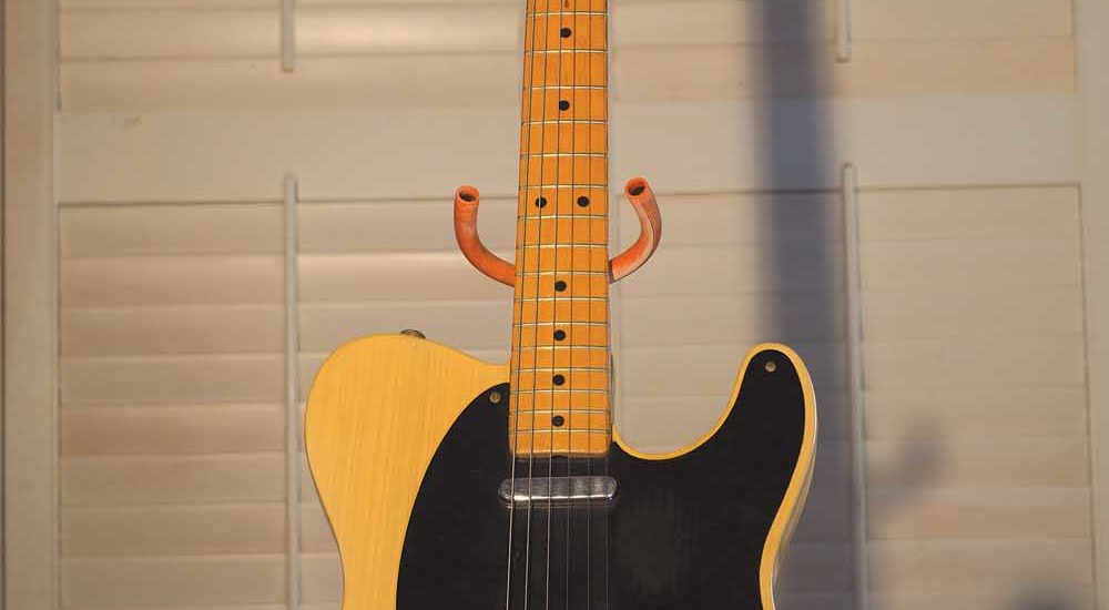 The case of the mysterious Telecaster