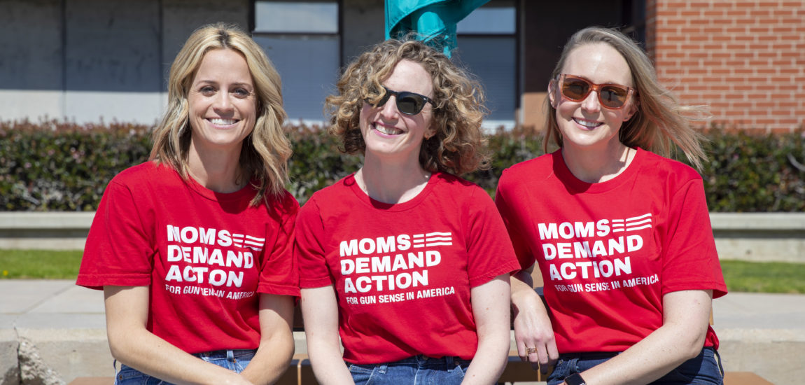 El Segundo moms lead common sense gun law movement