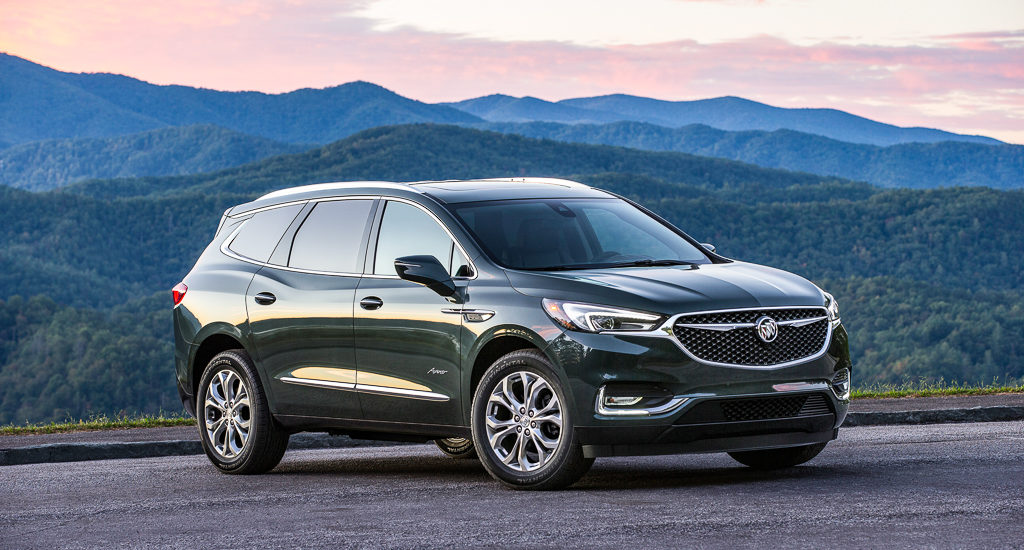 Beach wheels:  2019 Buick Enclave Avenir is hard not to like