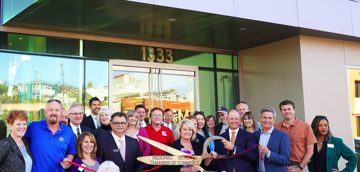 Farmers & Merchants Bank opens 25th branch in Redondo Beach