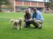 Hermosa Beach dog feels her best with paws in South Park grass