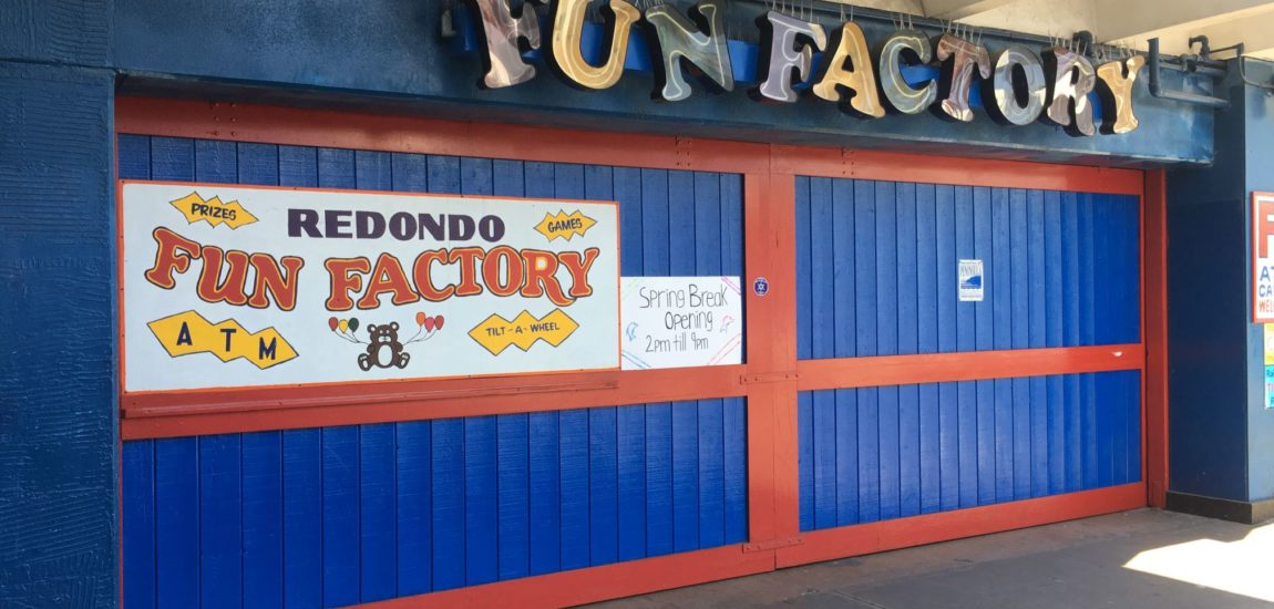 Redondo  Fun Factory's empty nest