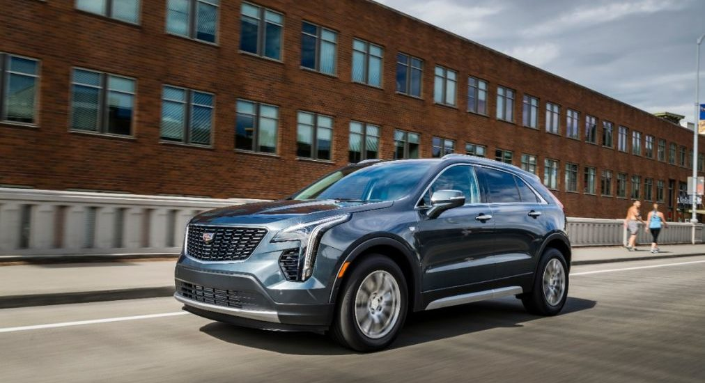 Beach wheels: Cadillac XT4 is a stylish family crossover
