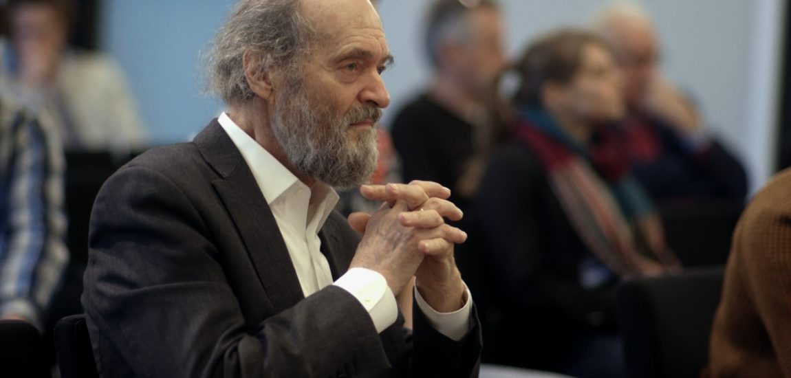 Arvo Pärt – a cinematic view of the renowned composer