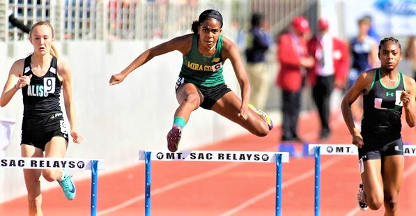 Track and field athletes represent the South Bay at this weekends Masters Meet