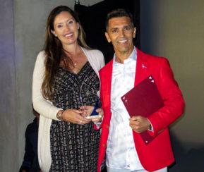 Jimmy Miller Foundation honors DeSantises at Manhattan Beach Bene Fiesta