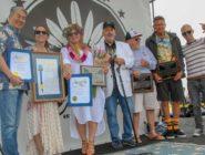 HB Walk of Fame inductsshaper, singers, pro surfers