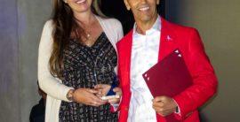 Beach charity – DeSantises honored