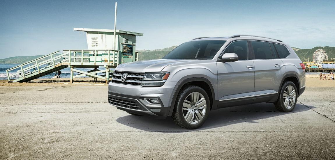 Beach wheels: VW's 2019 Atlas SEL R-Line a solid family hauler