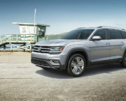 Beach wheels: VW's 2019 Atlas SEL R-Line a solid family hauler