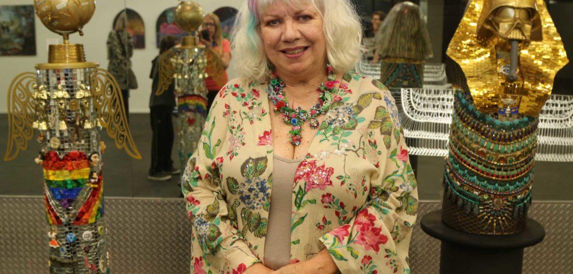 Artist Diane Strack: gone to the heavens