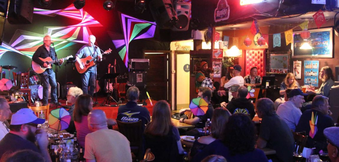 Last call for Suzy's leaves musicians singing the blues