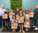 Manhattan Beach fourth graders design Gelsons shopping bag