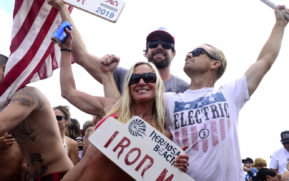 Hermosa Beach July 4 Ironman approaches half century