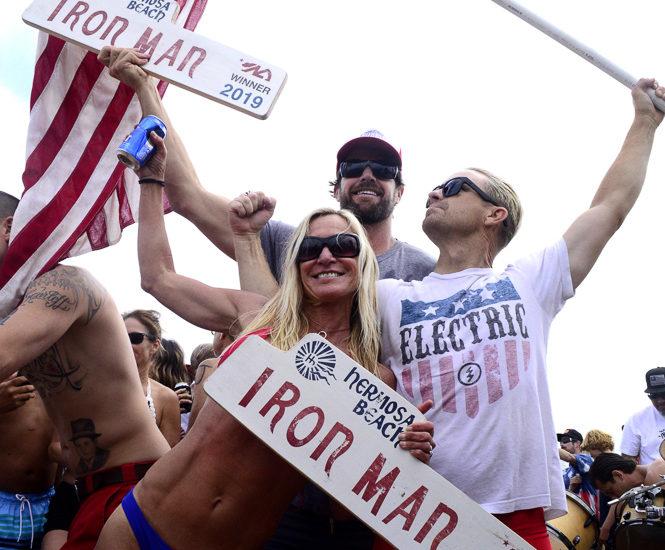 Hermosa Beach July 4 Ironman approaches half century