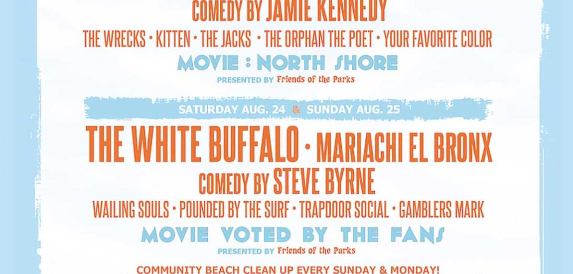 Hermosa Beach Lineup for Hermosa Summer Concerts announced