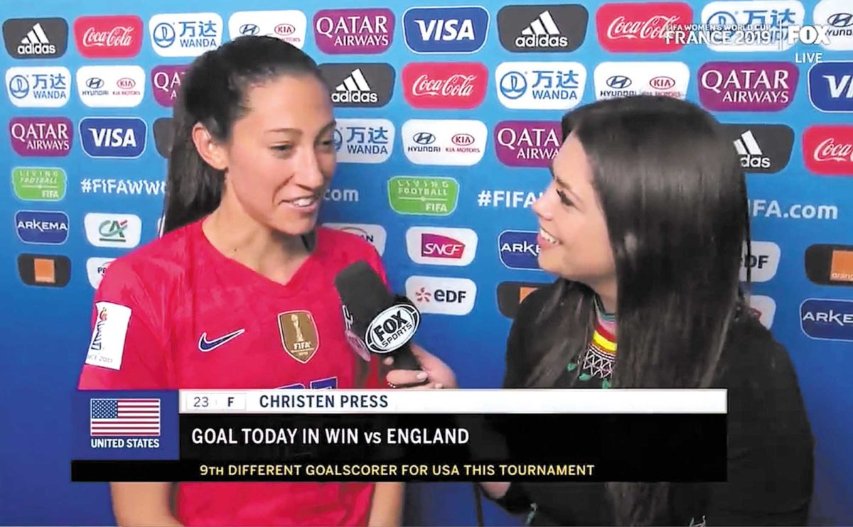 Alex Curry relishes World Cup journey | Easy Reader News