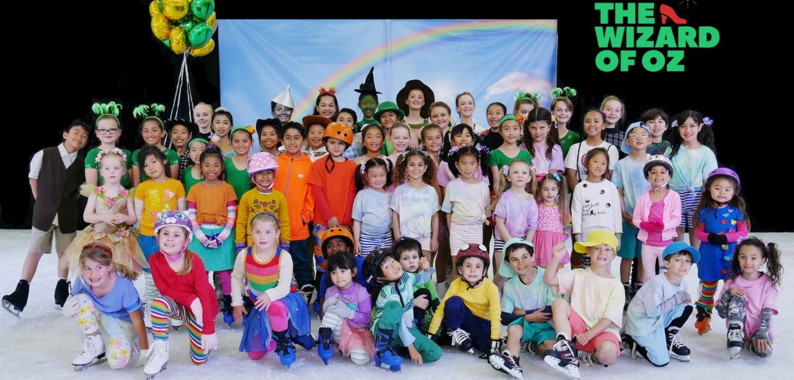 Spotlight on ice – Debut of Wizard of Oz