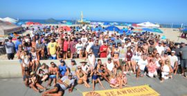 Beach sports – Seawright volleyball tradition
