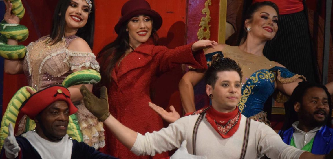 Circus Vargas returns to the South Bay